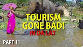 Backpacking Vietnam Part 11: Tourism Gone Bad in Da Lat