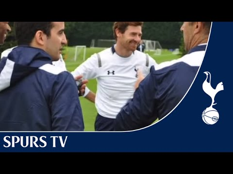 Exclusive first interview with new Tottenham Hotspur Head Coach Andre Villas-Boas