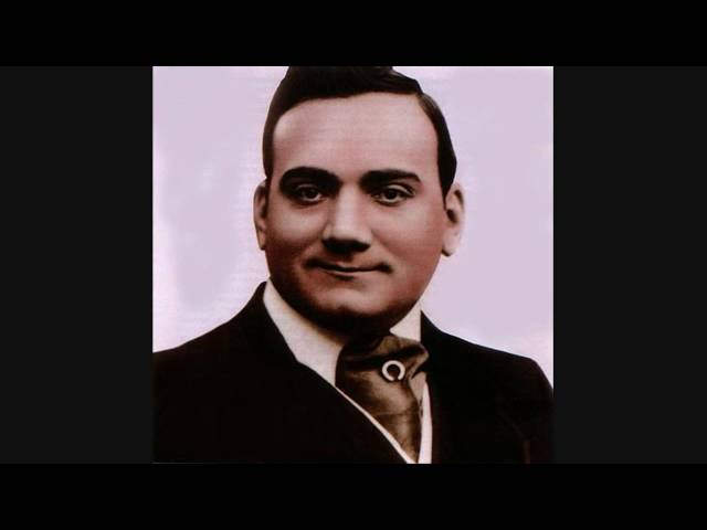 "ENRICO CARUSO SINGS "" AGNUS DEI "" 1935"