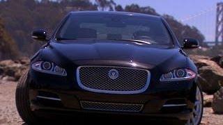 Car Tech - 2013 Jaguar XJ AWD
