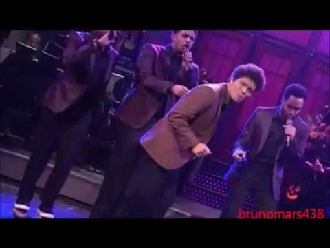 Bruno Mars Funny Moments 2012/13 (Part8)