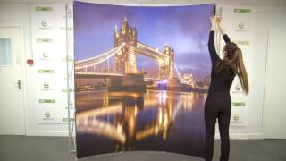Pop Up Stands | Roller Banners UK