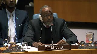 UN Security Council lifts sanctions against Eritrea (14 November 2018)