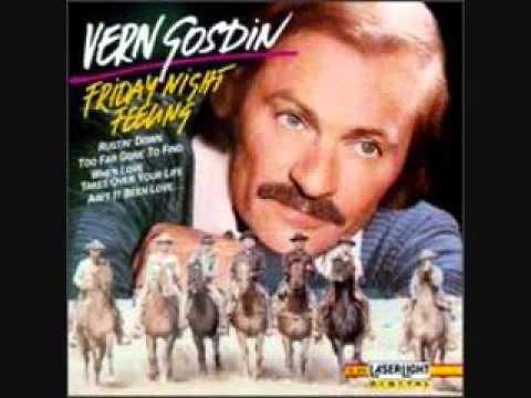 Vern Gosdin - Aint It Been Love
