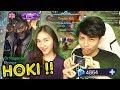 5500 DIAMOND UNTUK EPIC ROGER SKIN!! TEST HOKI WANITA! - MOBILE LEGEND INDONESIA