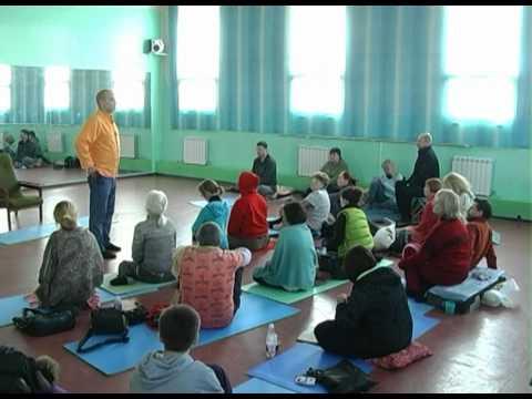 Илья Беляев. Тренинг 7-8 апреля 2012г. Часть 4.