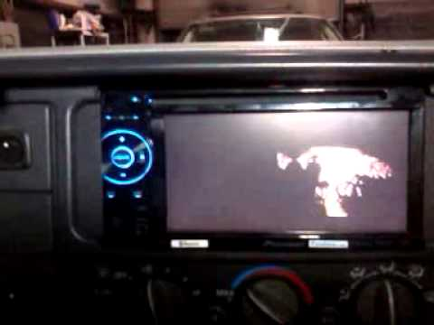 New double din installed in 1999 chevy tahoe