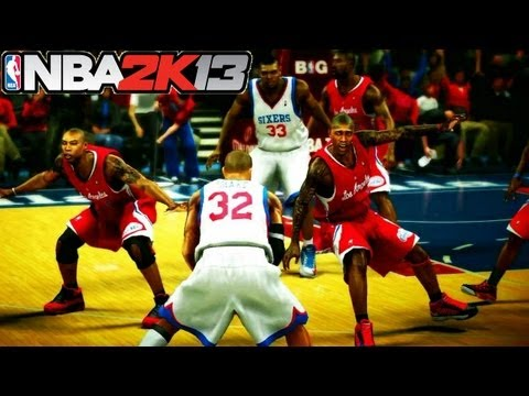 NBA 2K13 MyCareer 9: Jamal Crawford Gets His Ankles Broken?