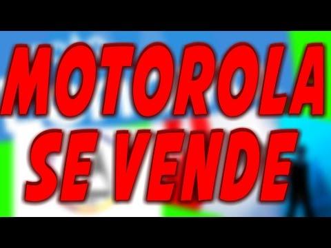 NOTICIA: MOTOROLA DESAPARECE (google vende lenovo)