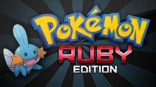 pokemon ruby completed
