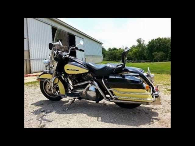 Harley Davidson FLT tour glide 1340cc 1980 Model with Look