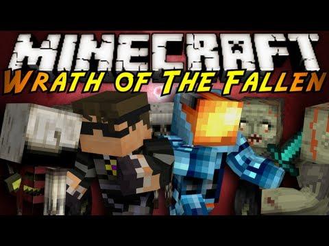 Minecraft: Wrath of the Fallen Part 5