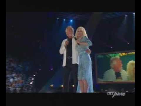 Dolly Parton & Kenny Rogers islands In The Stream video