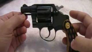 Shooting Colts 1849 Pocket Revolver.mov