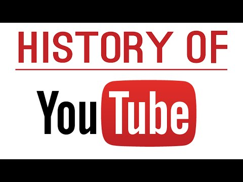 The Surprising History of YouTube!