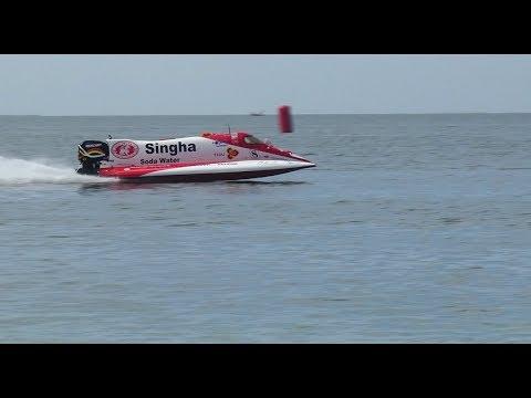 Bangsaen Powerboat-2017. Гонки на катерах в Банг Саене