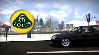 Need for Speed Most Wanted - Vauxhall Lotus Carlton v2 Mod