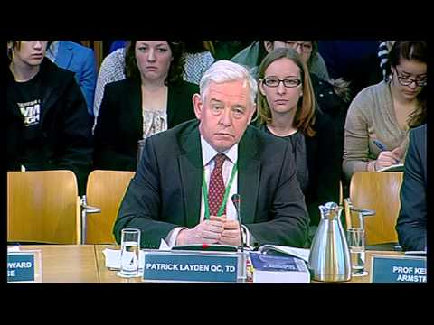 European Committee Inquiry: Scotland and the EU