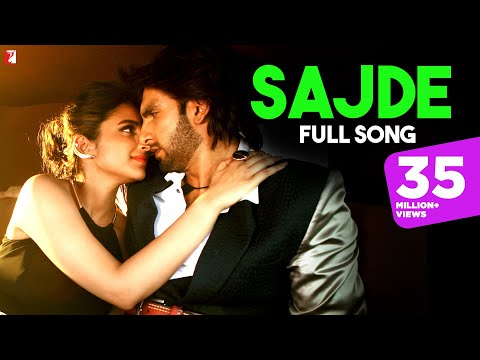 """Sajde"" - Full Song - Kill Dil - Ranveer Singh |  Parineeti Chopra"