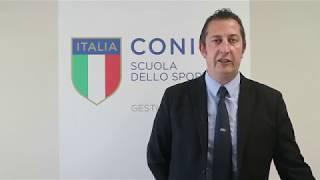 """Francesco Ettorre al """"Corso di Formazione per Istruttori di 3° Livello FIV""""."""