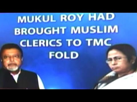 Caught On Camera: Mukul Roy Flays Didi, Hints At Forming His Own Party