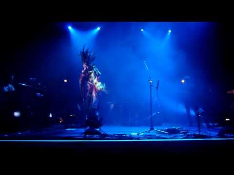 Jónsi Birgisson (Sigur Ros): Stick and Stones. Hammerstein Ballroom, NYC 2010-11-10 HD