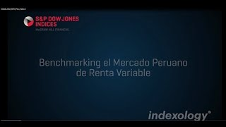 Benchmarking el Mercado de Peruano de Renta Variable