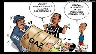 AUDIO: Haiti Politique - Tout neg ki pase nan tet BMPAD, tout se vole, dapre Marco, radio SCOOP FM