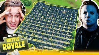 Neuer HORROR Hide & Seek MODUS im MEGA TÜREN LABYRINTH in FORTNITE!