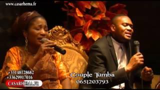 Témoignage du Couple Tumba sur Casarhema Live (www.casarhema.fr)