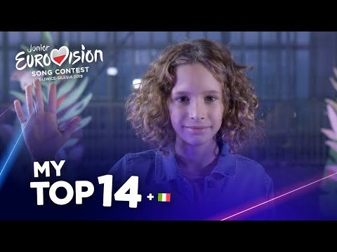 Junior Eurovision 2019 - Top 14 (So far)