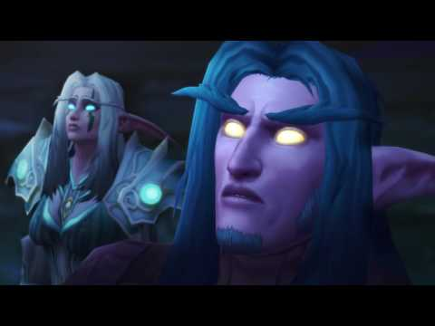 Val'sharah Epilogue In-game Cinematic