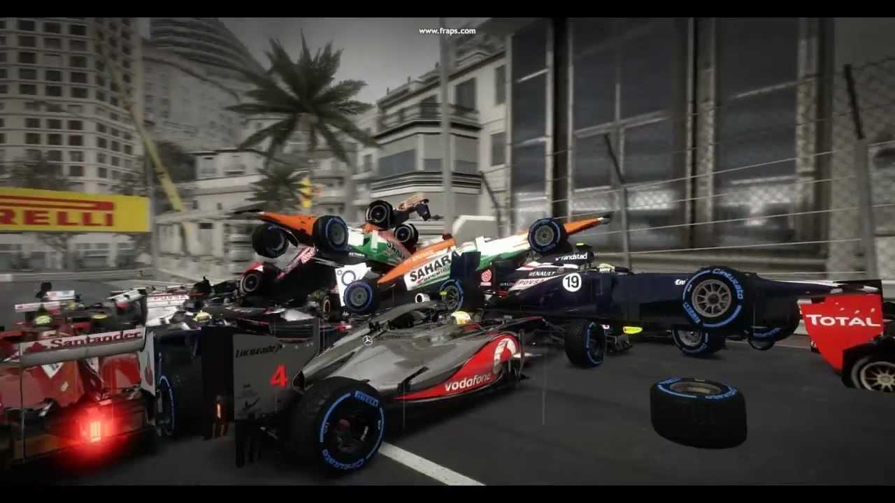 Games Gp Car