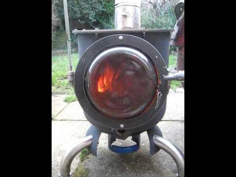 Gas Wood Burning Stove Wood Burning Stove Test 1
