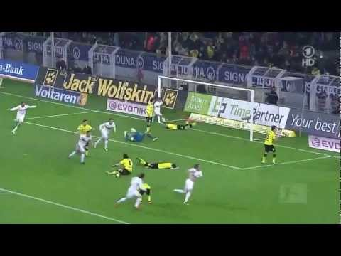 Dortmund vs. Stuttgart [ 30.03.2012 ] - ARD Sportschau vom 31.03.2012