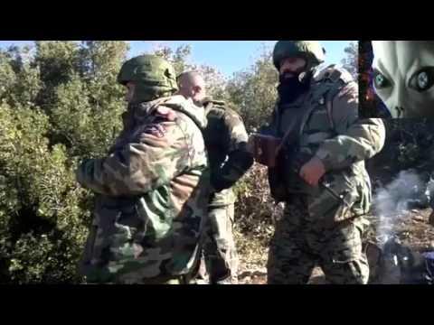 Россия испытывает в Сирии боевеых роботов! Обзор Нерехта 2015
