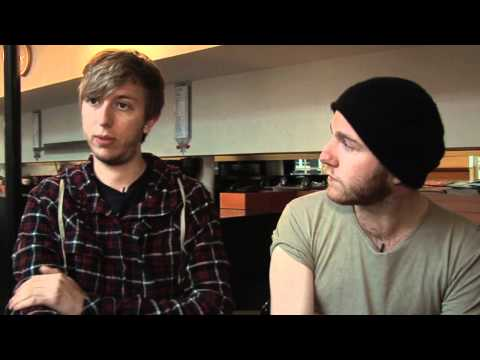 Wild Beasts interview - Chris Talbot and Tom Fleming (part 1)