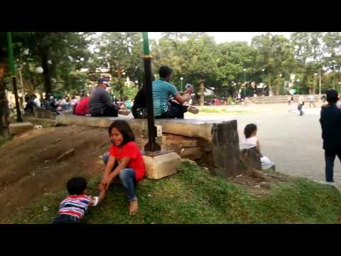 Alun alun Malang/Malang's Town Square