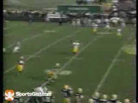 Butler High School Football - Dan Madine