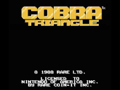 Cobra Triangle (NES) Music - Jump the Waterfalls