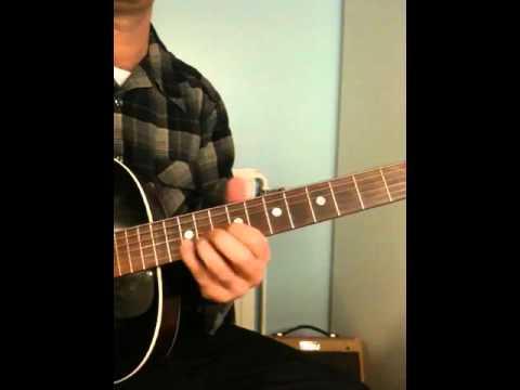 Andre Hawkins Acoustic Swing Guitar Jam