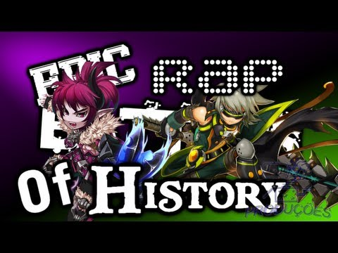 Epic Rap Battles Of History Grand chase! Dio Vs Zero!