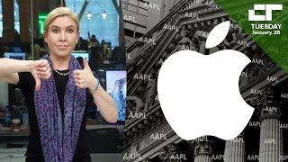 Apple Earnings Beat Street, But iPhone Sales Fall Short | Crunch Report