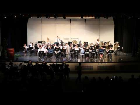 Thurgood Marshall Fundamental Middle School Band 2014