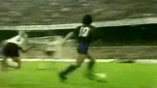 Diego Armando Maradona - La Mano de d10s