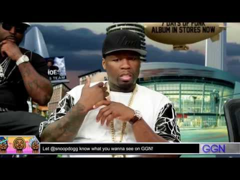 1. 50 Cent & G-Unit x Snoop Dogg's GGN News: Talk Rappers Lacking Originality, Lloyd Banks' Consistency, Snoop Helping Young Buck Reunite W/The Crew, Fave Sneakers, G-Unit Movie? (Video)