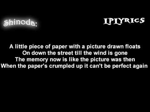 Linkin Park - Forgotten [Lyrics on screen] HD