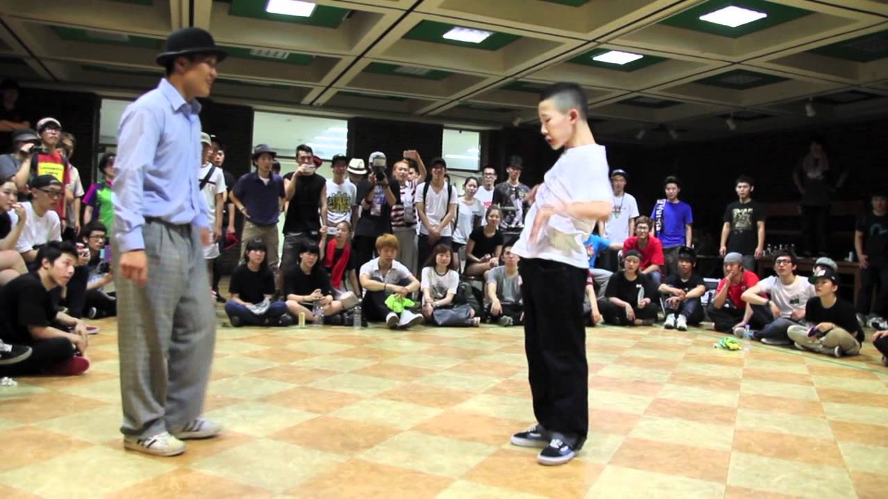 Lil SHOW final battle in KOREA