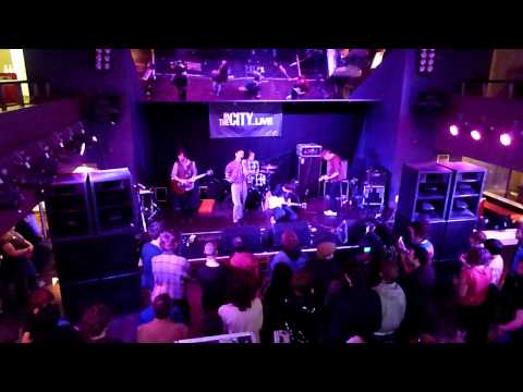 Dutch Uncles - Face In (live at Manchester Chicago Rock Cafe, 18th Oct 2009)
