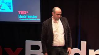 Food is our first network   Benjamin Walmer   TEDxBedminster
